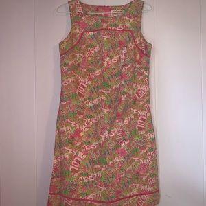 THROWBACK LILY PULITZER SHIFT DRESS